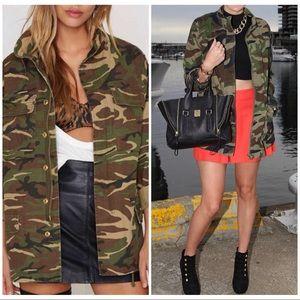 Jackets & Blazers - Unisex Lightweight Camo Jacket
